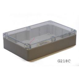 PCB Behuizing - 220 x 146 x 55mm