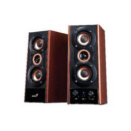Genius - 3-weg luidsprekers - hout - sp-hf800a