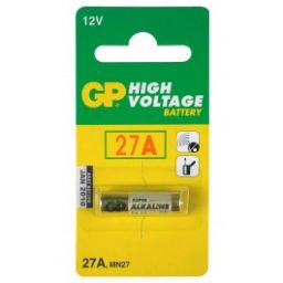 GP Alkaline - 12V 18mAh - 8 x 28mm