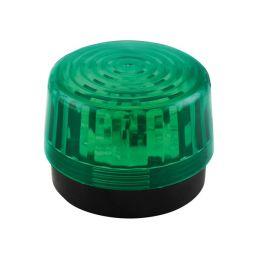 Elektronische flitslamp 12VDC LED - Groen