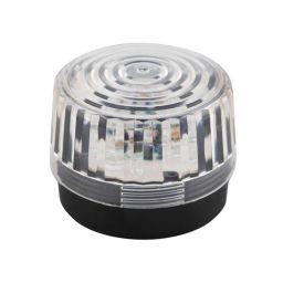 Elektronische flitslamp 12VDC - Wit - LED