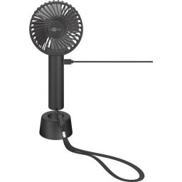 USB Hand Ventilator met stand functie