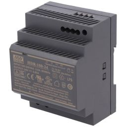 Compacte voeding voor DIN RAIL Meanwell 24V 100W HDR100
