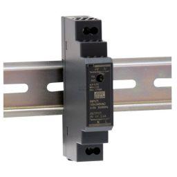 SPS DIN-Rail 15W 24V/0,63A HDR1524 - MeanWell