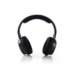 Draadloze hoofdtelefoon - Radiofrequentie (RF) - Over-ear - Zwart