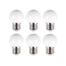 Witte reservelampen voor HQPL11 10st