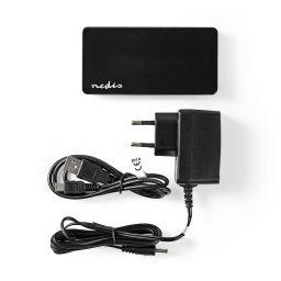 7-poorts hub USB 2.0