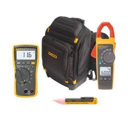 HVAC Set met FLUKE-116 DMM, FLUKE-902FC stroomtang, pack30 en Volt Alert