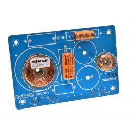 Visaton 2-weg scheidingsfilter - 4 ohm 100/160W 3kHz