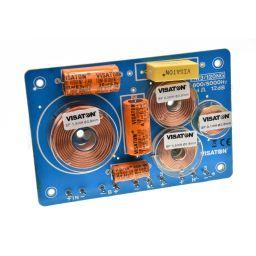Visaton 3-weg scheidingsfilter - 4 Ohm 100/160W 800/5000Hz