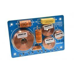 Visaton 3-weg scheidingsfilter - 8 Ohm 100/160W 800/5000Hz
