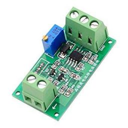 4-20mA naar 0-5V signaal omvormer