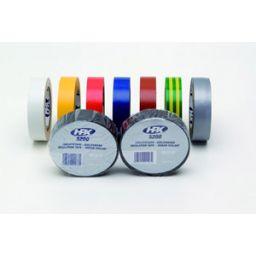 PVC isolatietape voor univers. gebruik 19mm x 20m Wit