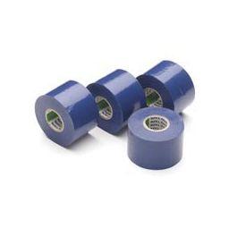 PVC isolatietape voor univers. gebruik 50mm x 20m Blauw