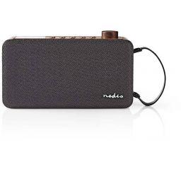 Digitale DAB+ / FM Radio - 12 W - Met Bluetooth®