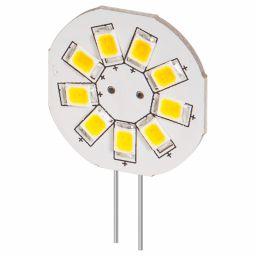 LED lamp G4 socket warm wit 12V 120lm 1.5W