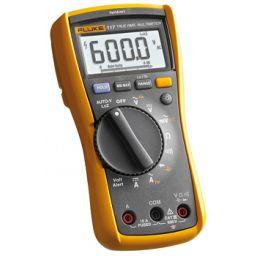 Multimeter voor algemene toep. met contactloze spannings- zoeker.