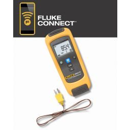 Fluke t3000 FC wireless temperatuurmodule type K.