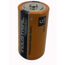 DURACELL - Procell serie - C-cel - Baby - 26x50mm - 1,5V