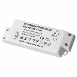 Transformator voor halogeenlampen 35-110W