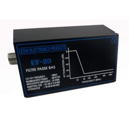 Low pass filter  27MHz EF-80 *