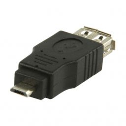 USB 2.0 USB A female - USB micro B male adapter