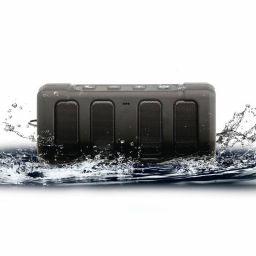 BoomBoom 250E - Waterdichte en schokbestendige Bluetooth luidspreker