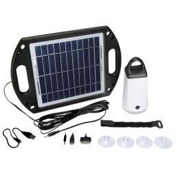 Tuinhuisverlichting op zonne-energie