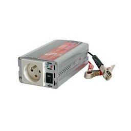 Omvormer 300W 24VDC IN / 230V AC UIT - Pinaarde 'soft start' - Gemodificeerde sinusgolf
