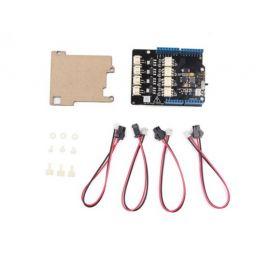 EL shield om EL wire aan te sturen voor Arduino