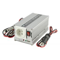 Omvormer 24 V - 230 V 300 W met USB