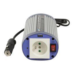 Omvormer 24 - 230 V 150 W + USB*