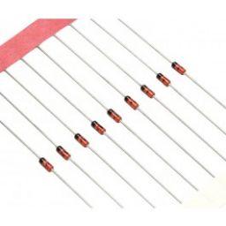 Signal diode Si-diode 100V-200mA DO35