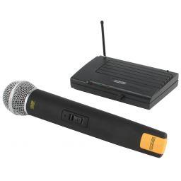 1-kanaals draadloos microfoonsysteem