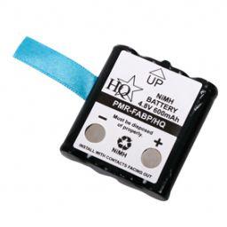 Ni-MH batterij voor gebruik in PMR's