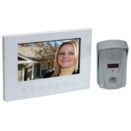 Videointercomsysteem met LCD kleurenscherm