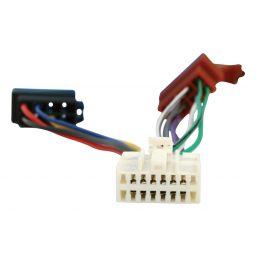 Iso kabel voor Panasonic auto audioapparatuur
