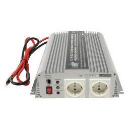 Omvormer 12V - 230Vac 1000W