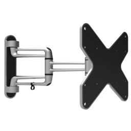"Muurbeugel voor flatscreens 23-42"" / 58-107 cm - 360° draaiende basis - max. 20 kg"