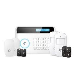 Draadloos beveiligingssysteem met GSM en vaste lijn module - eTiger S4CEU