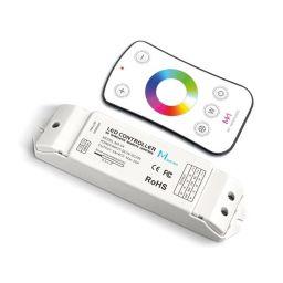 RGB+W ledcontroller - Met RF - Afstandsbediening
