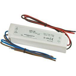 LED voeding constante stroom 35W / 9-48V / 700mA CC.