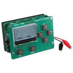 Educatieve LCD Oscilloscoop kit