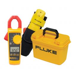 Fluke-325 kit met gratis C1600 box and H3 holster