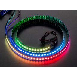 Adafruit NeoPixel Digital RGB LED Strip 144 LED - 1m - black