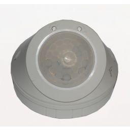 Bewegingsmelder 360° voor opbouw op muur enplafond wit IP55