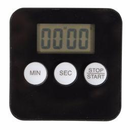 Countdown timer met magneet