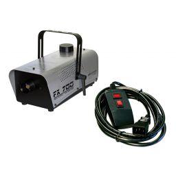 FX-700 rookmachine 700W met afstandsbediening bedraad