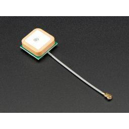 Passive GPS Antenna uFL 15x15mm 1dBi gain