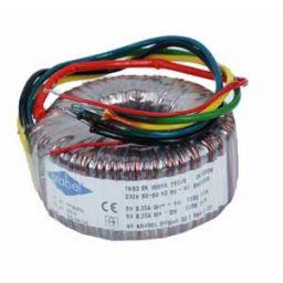 Ringkerntransformator 100VA 2x27V 1,6A